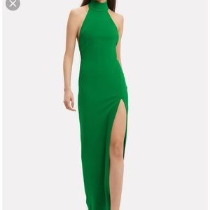 BNWT Solace London Zadid Gown